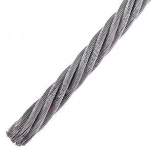 Канат стальной d 10.5 мм ГОСТ 3077-80 ПТМ