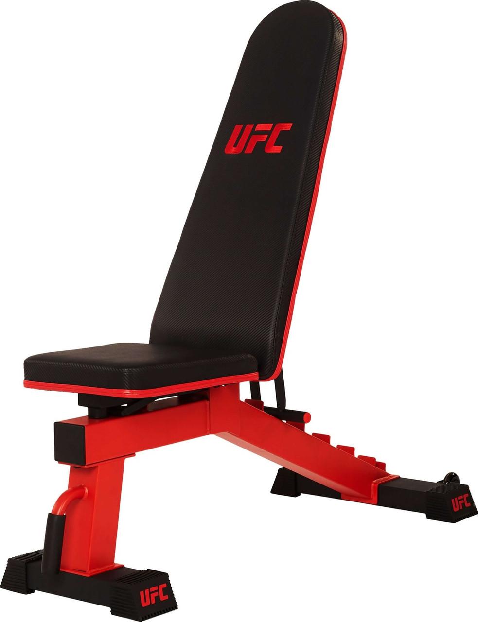 Скамья универсальная Deluxe UFC DFID