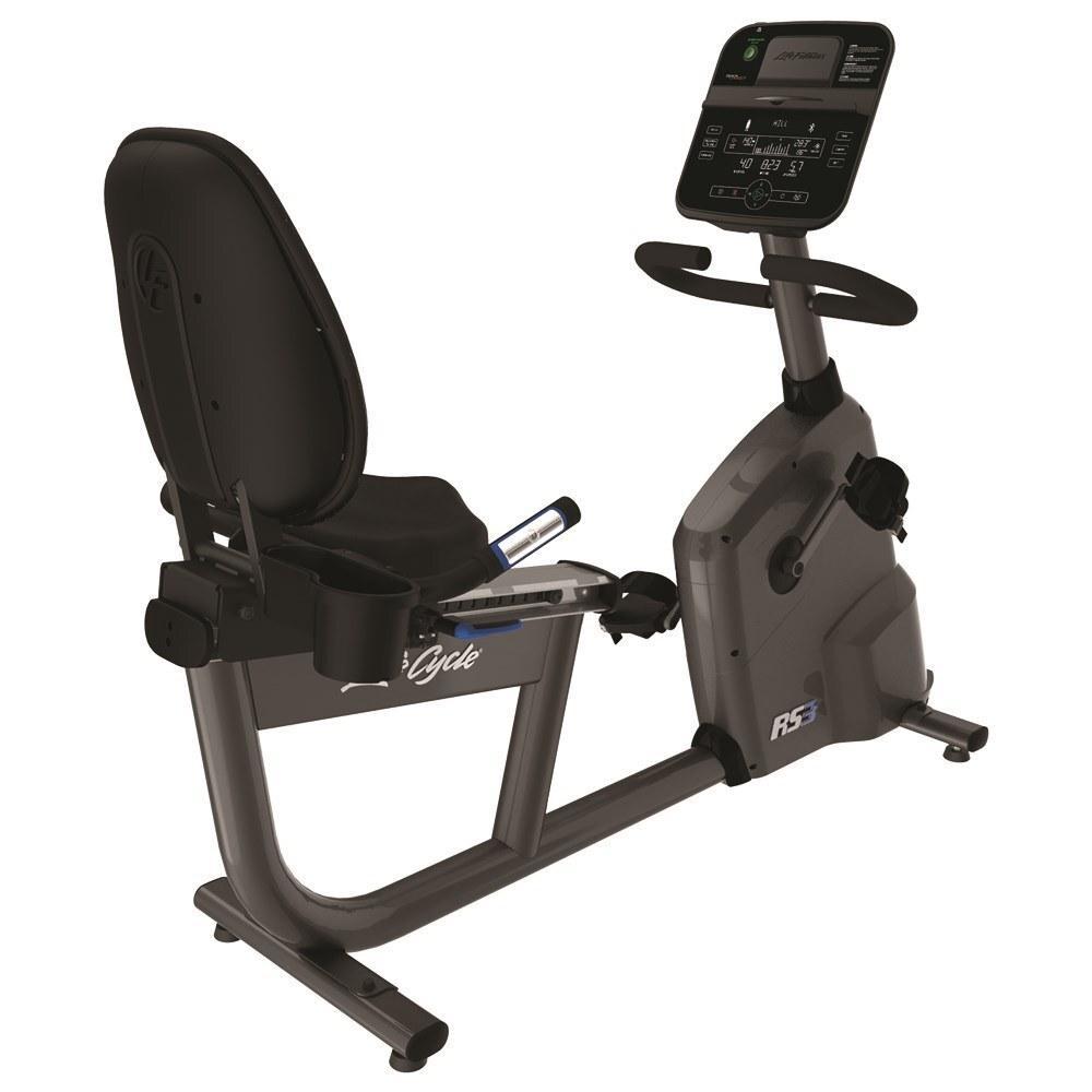 Велотренажер Life Fitness RS3 TRACK Connect