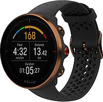 Спортивные часы Polar Vantage M size M/L, цвет черный, медь