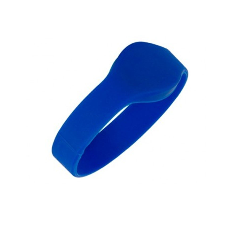 Силиконовый браслет EM-Marine, синий