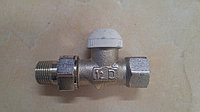 Термостатический клапан TS-90 1/2 AG HERTZ