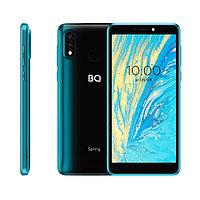 Смартфон BQ-5740G Spring зелёный /