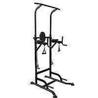 Силовая стойка для подтягиваний с эспандерами Royal Fitness, Арт. HB-DG006
