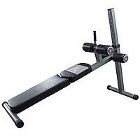 Тренажер для отдельных групп мышц DFC SUB021, серый, черный