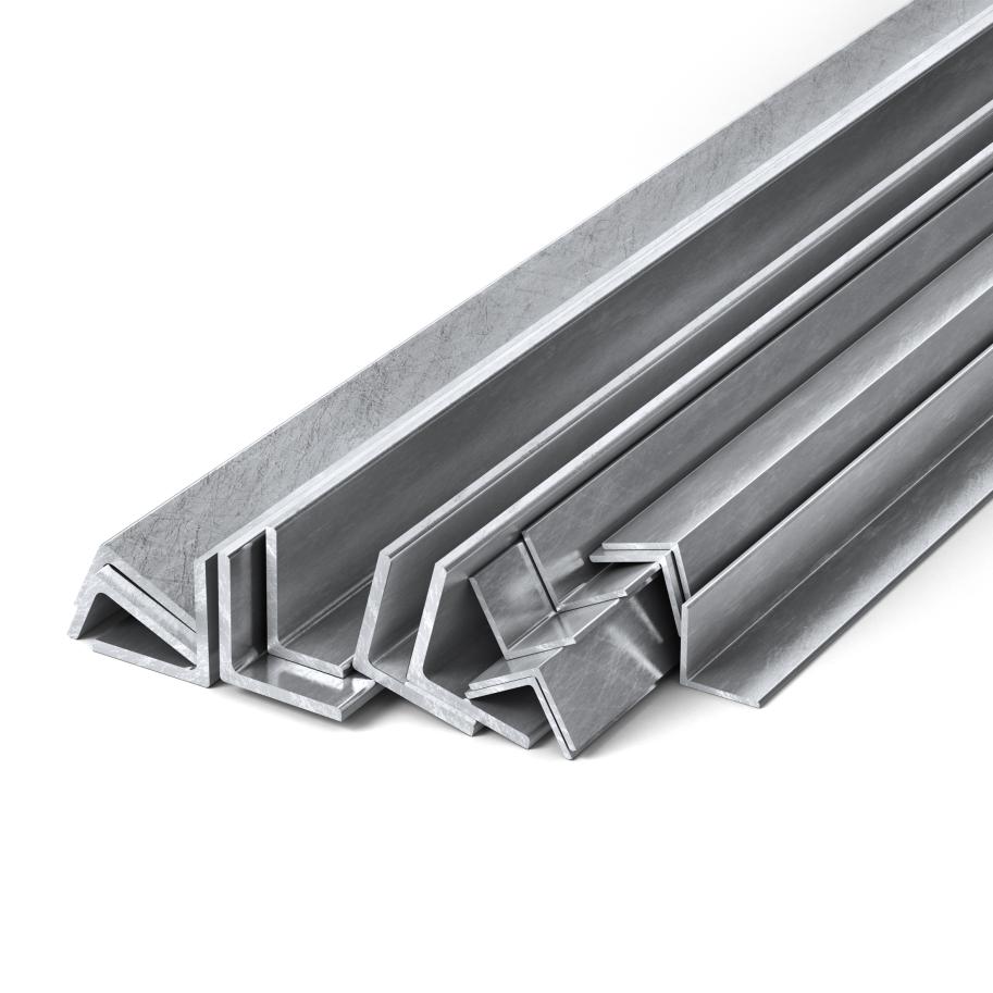 Уголок неравнополочный 125 х 80 х 8 сталь 3