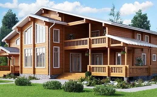 Проект дома №3327