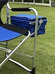 Кресло туристическое со столиком и сумкой холодильником, фото 3