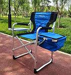 Кресло туристическое со столиком и сумкой холодильником, фото 5