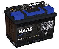 BARS 6СТ - 75 Ah (обратная полярность (- +)