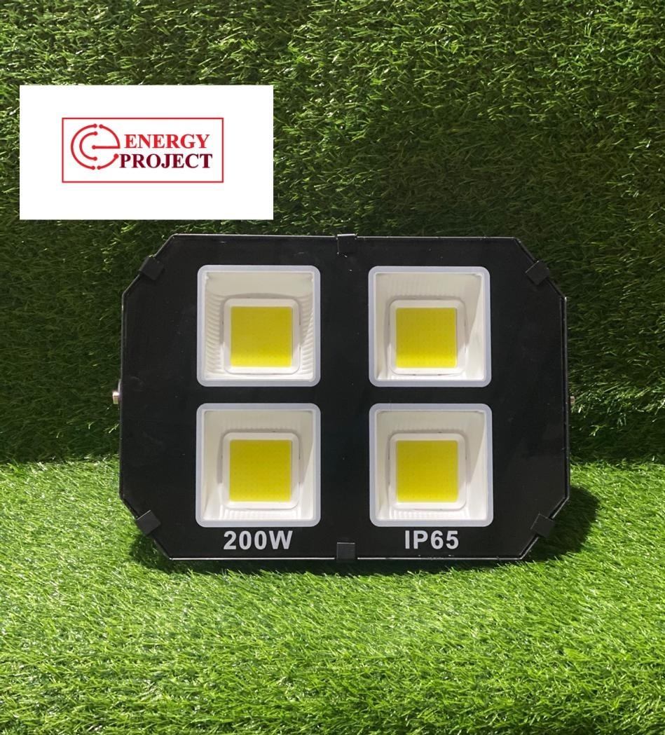 Прожектор LED   200W  IP65  370x285x35  6500K