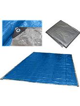 Тент универсальный 3х3м плотность 60г/м2