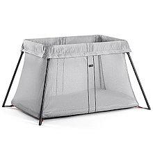 "Манеж-кровать BabyBjorn ""Travel Crib Light"", 48 / Серый"