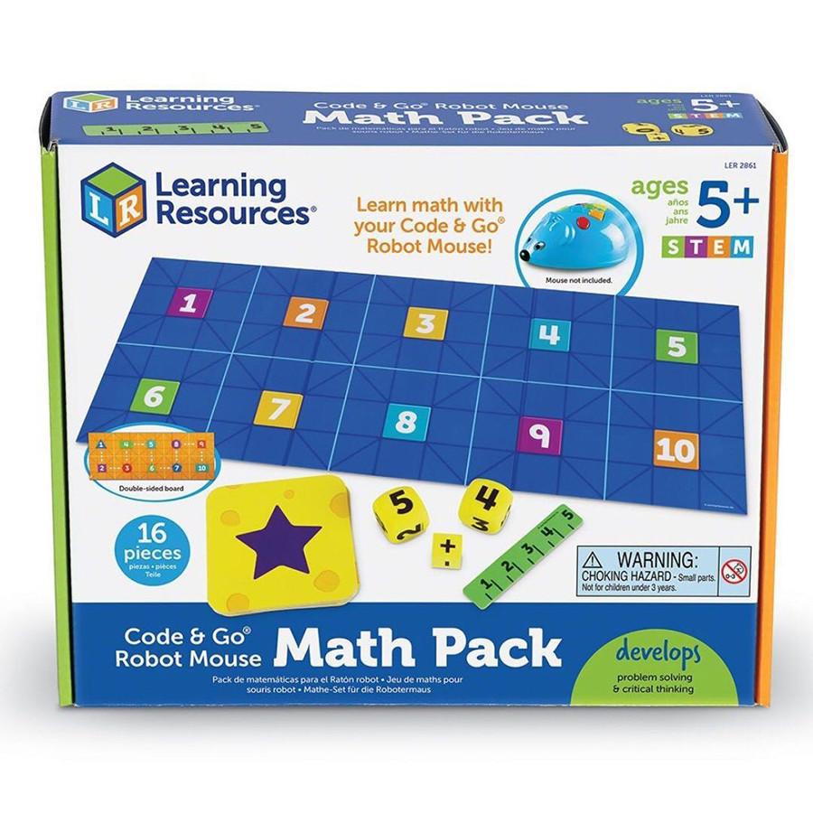 Математический коврик Math Pack
