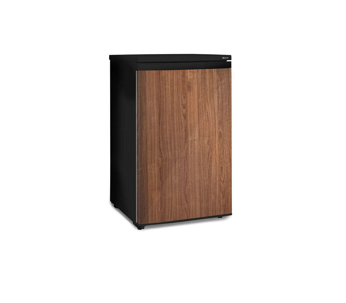 Холодильник Shivaki HS 137 RN Furniture коричневые