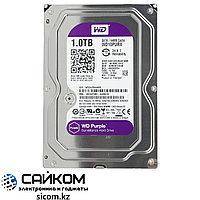 Жесткий диск WD Purple 1 TB PURX, Современный Интерфейс SATA III