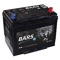 BARS JIS - D26. 6СТ - 75 Ah (обратная полярность (- +)