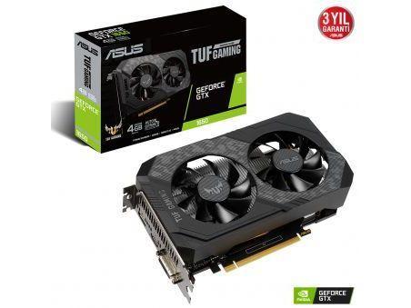 Видеокарта Asus GTX 1650/4GB GDDR6 128-Bit, 1410/1590 MHz