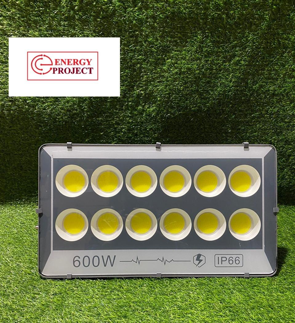 Прожектор LED   600W  IP66  550x310x50  6500К