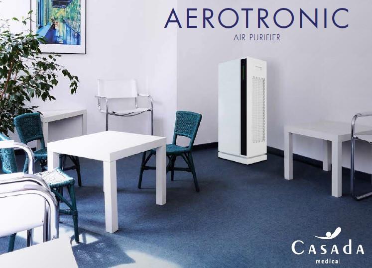 Очиститель воздуха Aerotronic 600