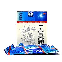 "Чай 999 желудочный ""Вэйтай"" (Sanjiu Weitai Keli) Китай 6 пакетов по 20 г."