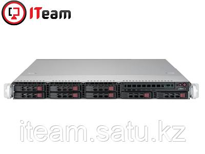 Сервер Supermicro 1U/Xeon E-2146G 3,5GHz/32Gb/2xSSD 480GB/2x600w