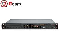 Сервер Supermicro 1U/Xeon E-2224G 3,5GHz/16Gb/2x1Tb SATA/350w, фото 1