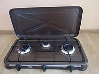 Газовая плита, газ плита 3х конфорочная Турция Elif