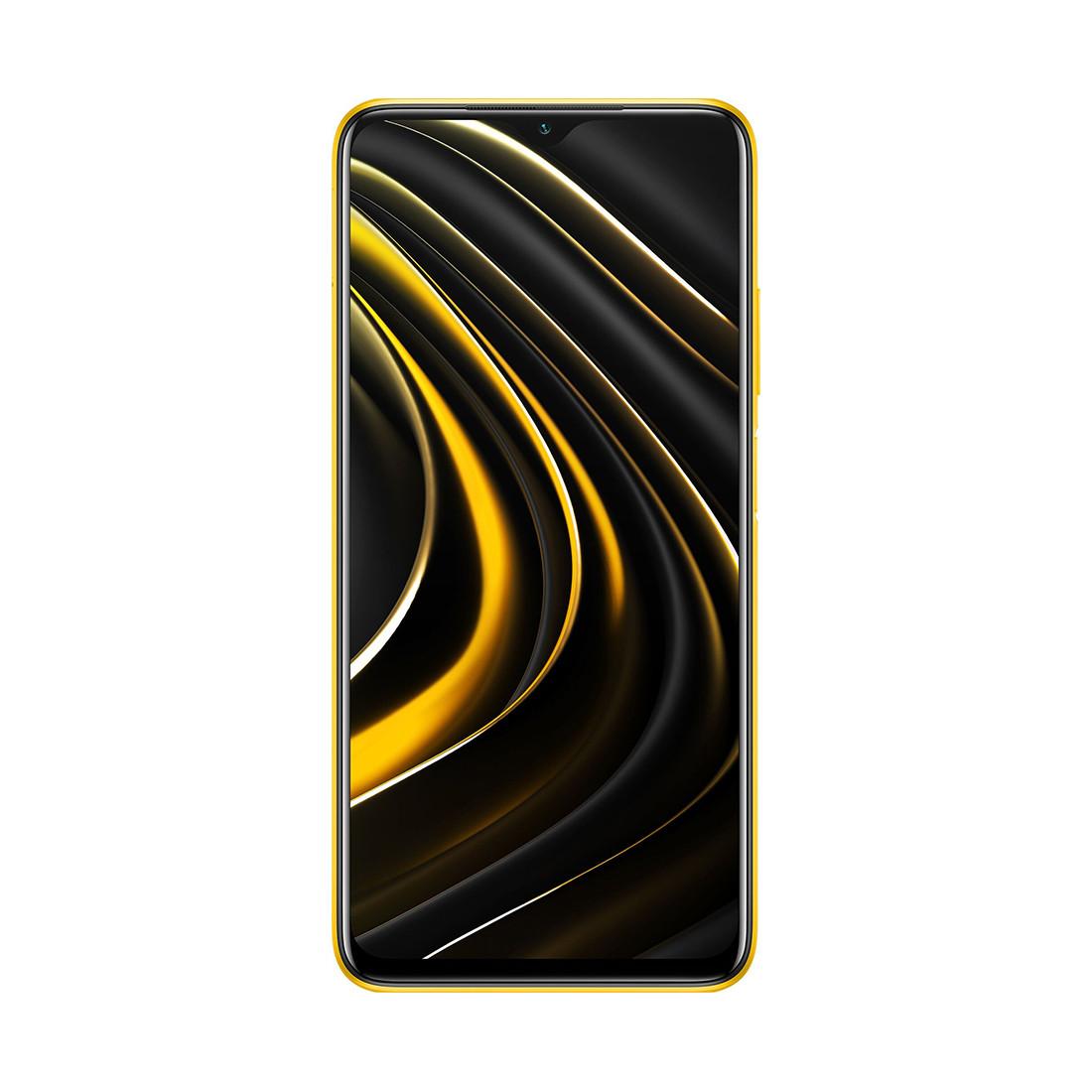 Мобильный телефон Xiaomi Poco M3 64GB POCO Yellow