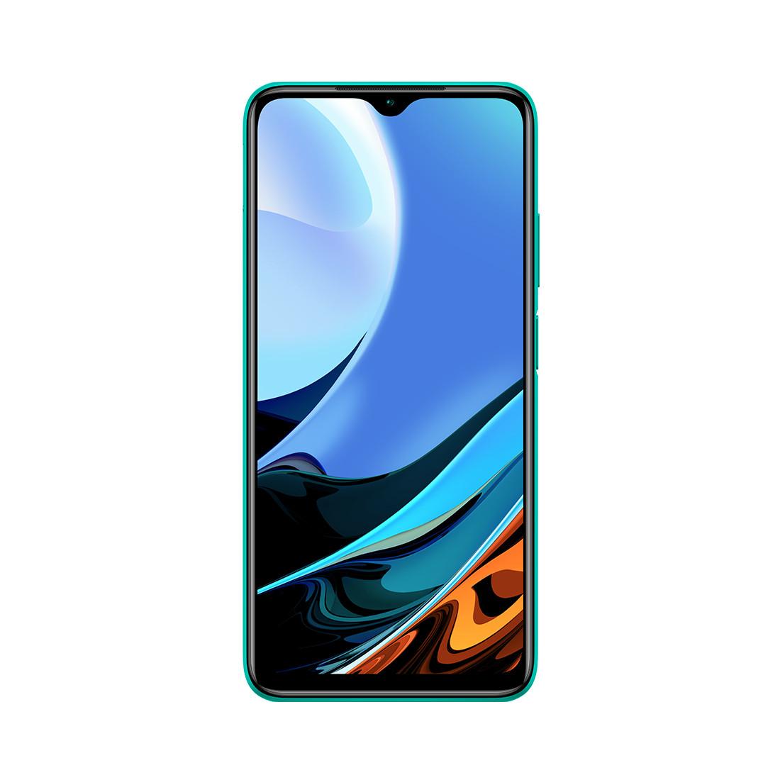 Мобильный телефон Xiaomi Redmi 9T 64GB Ocean Green