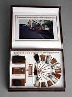 Коллекция Каменный уголь и продукты его переработки