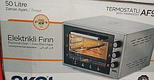 Akel печь 40 л, Акел печь духовка пр-во Турция, 1 год гарантия, фото 2