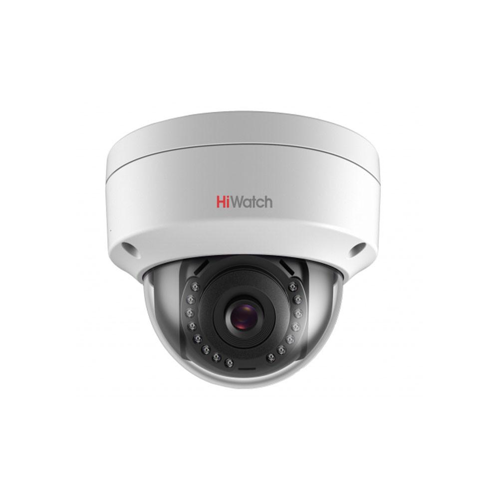 IP видеокамера HiWatch DS-I452S (2.8mm), 4 МП, купольная