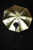 Зонт-свет для фото готовый комплект на 4 лампы фотолампа