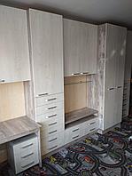 Изготовление шкафов на заказ. Производство мебели