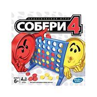 HASBRO GAMES Игрушка GAMES Собери 4 -