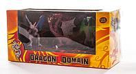 HGL Игровой набор Драконы 3 шт, в ассортименте -