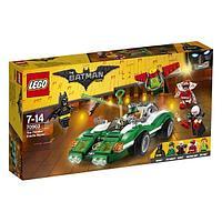 LEGO Игрушка LEGO ЛЕГО Фильм: Бэтмен Гоночный автомобиль Загадочника -