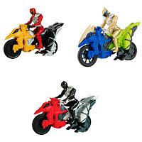 Power Rangers Power Rangers Samurai Dino Charge Пауэр Рейнджерс Динобайк+Фигурка 12 см в ассортименте -