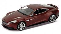 WELLY Игрушка модель машины 1:24 Aston Martin Vanquish -