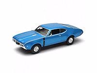 WELLY Игрушка модель винтажной машины 1:34-39 Oldsmobile 442 1968 -