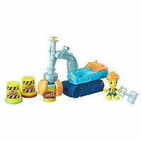 Hasbro Hasbro Play-Doh Экскаватор -