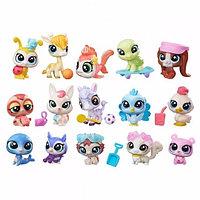 Hasbro Hasbro Littlest Pet Shop Литлс Пет Шоп Набор зверюшек - малышей -