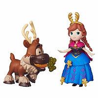 Hasbro Hasbro Disney Princess Маленькие куклы Холодное сердце с другом в ассортименте -