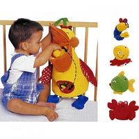 (Скарабей) Пеликан с игрушками (карт.упаковка) (стандарт) -