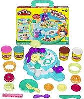 Игрушки Набор пластилина «Фабрика тортиков» Play-Doh от Hasbro, фото 1