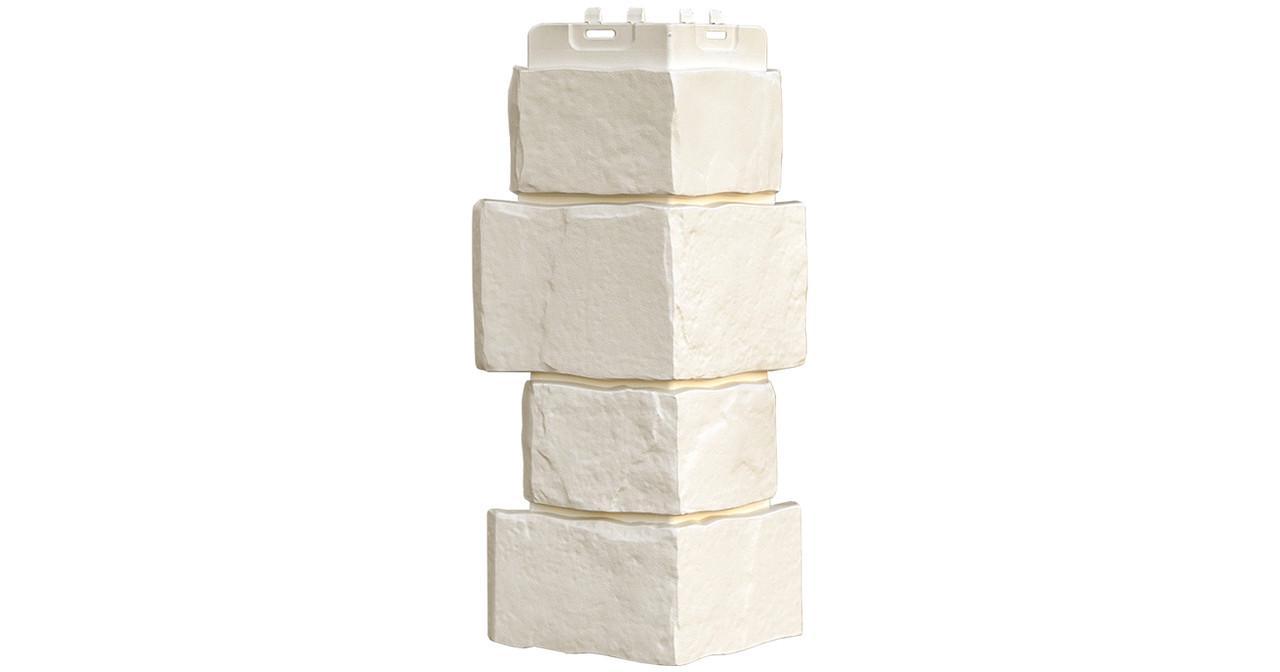 Наружный угол Крупный Камень Молочный