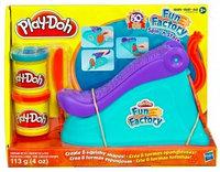 "Play-Doh. Пластилин Набор для творчества ""Фабрика Забавы"""