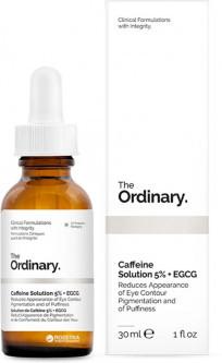 The Ordinary Caffeine Solution 5%+EGCG. Сыворотка от отечности под глазами