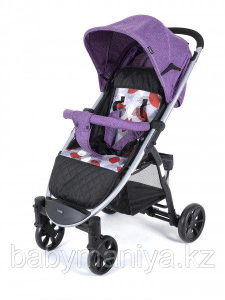 Коляска прогулочная Tomix Bliss, фиолетовый